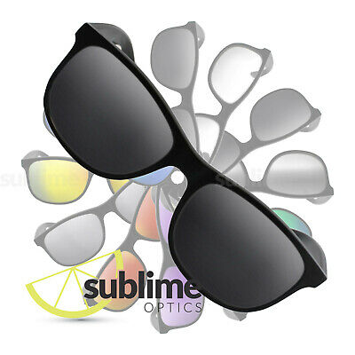 POLARIZED Black (Dark Grey) Replacement Lenses for Ray Ban RB4202 Andy 55mm