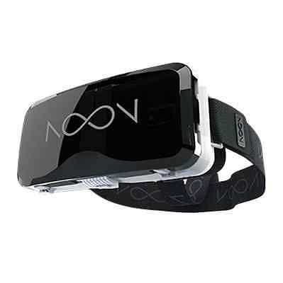 Brand New!  Noon VR Headset for Android/ iOS Smartphones [BLACK]