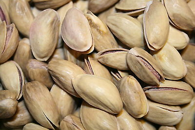 Turkish Pistachios Antep InShell Roasted and Salted (3 Pound) - Free Shipping