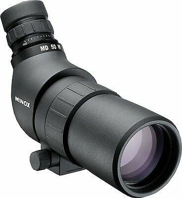 Minox MD 50 W 15-30x Angled Spotting Scope - Great Christmas Gift!
