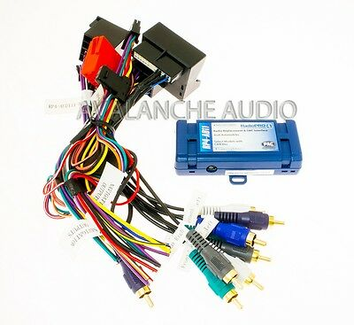 Harness Audio Wire Pac Ch on
