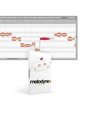 New Celemony Melodyne 4 Essential Plug-in - Mac PC AAX VST AU RTAS - BOX Version