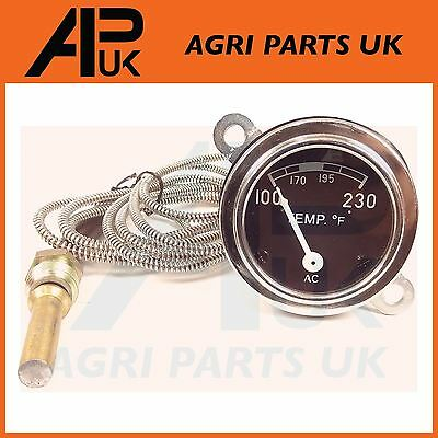 NEW Fordson Major Super Major Tractor Water Temperature Gauge Temp QUALITY