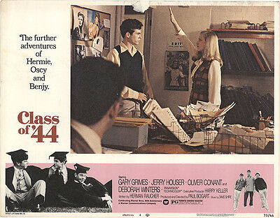 Class of '44 1973 Original Movie Poster Drama