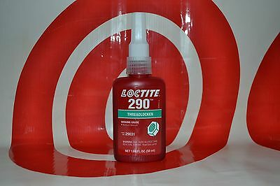 *NEW* Loctite 290 50mL Wicking Grade Thread Locker  EXP 2017     29031 FREE SHIP