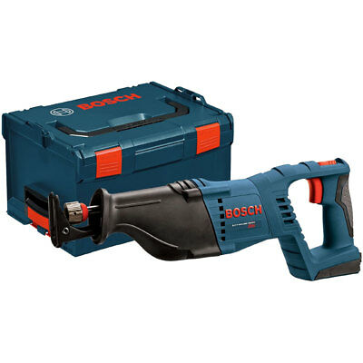 Bosch Tools 18 Volt Reciprocating Saw (Tool Only) with L-Boxx-2 CRS180BL New