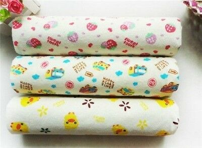 Baby Infant Diaper Nappy Urine Mat Waterproof Bedding Changing Cover Pad M365-67