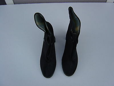 Vintage 1950's Rubber Rain Boot Covers
