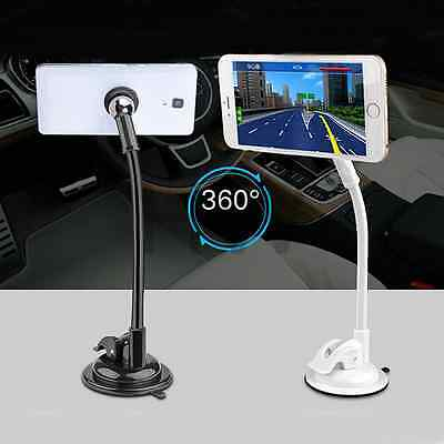 360°Magnetic Car Holder Windshield Mount Bracket Stand for Mobile Cell Phone GPS