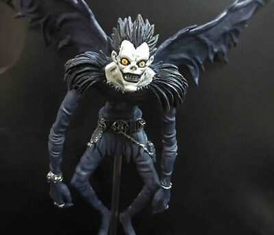 "Death Note Deathnote Ryuk Ryuuku 18cm 7"" Statue Anime Figure Toy Loose Gift New"