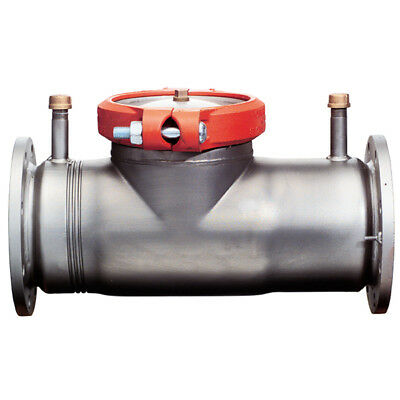 """4"""" Watts SS07F Single Detector Check Valve Stainless Steel"""