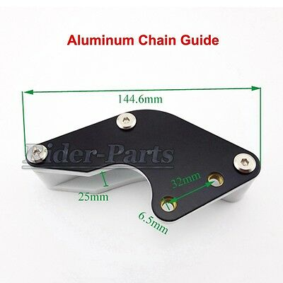 Rear Swingarm Guard Chain Guide For Chinese Pit Dirt Bike KLX110 CRF50 XR50