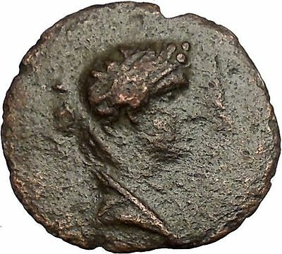 KALLATIS in THRACE 1stCenAD Demeter Deity Authentic Ancient Greek Coin i52578