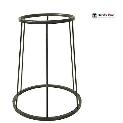 Black Remo Djembe Wire Floor Stand