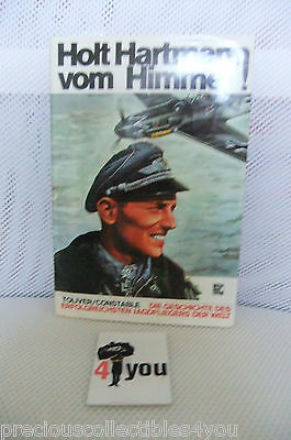 Nm German Book The Blond Knight Of Germany Hartmann Wwii Ww2 1982 Fighter Pilot