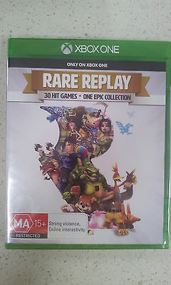 rare replay 30 hit games one epic colletion xbox one new