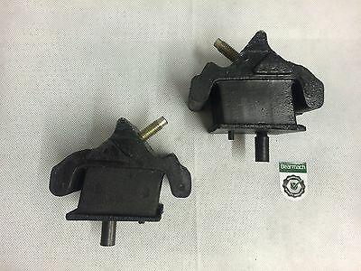 Bearmach Land Rover Defender 300tdi Engine Mounting Rubbers - NTC9416 (Pair)