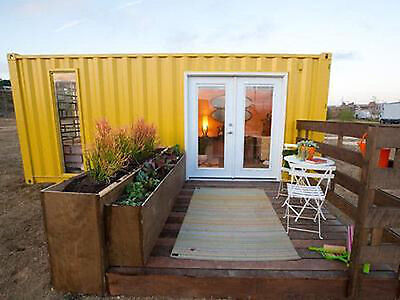 3 40 Ft Universal Container Homes 960 Sqft Brand New Made In