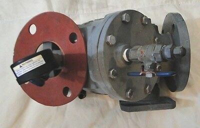 Used Febco Cast Iron Pressure Backflow Preventer Model 825 Type YD 90 175 PSI *