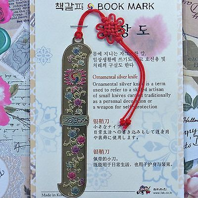 Bookmark Metal Korean Style Beauty  Freeshipping