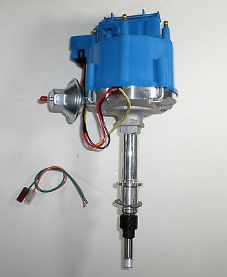 AMC/JEEP INLINE 6 232-258 6 CYLINDER BLUE HEI DISTRIBUTOR with 65,000 volt coil