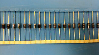 (25 PCS) 1.5KE7.5 Diode TVS Single Uni-Dir 6.4V 1.5KW 2-Pin DO-201
