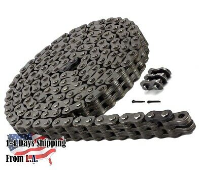 BL423 Leaf Chain 10 Feet For Forklift Masts,Hoisting with 1 Connecting Link