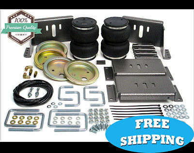 FORD F-150 2004 - 2008 F150 2WD 4WD HP10004 Heavy Loads Air Suspension Bag Kit