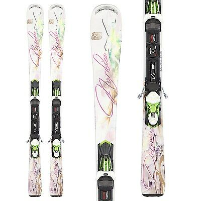 Nordica 2014 Drive 78 CA EVO 152 Skis + Bindings