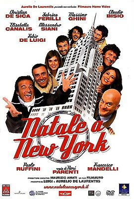 Dvd NATALE A NEW YORK - (2006)  ......NUOVO