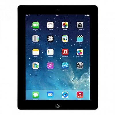 "Apple iPad 2nd Gen 16GB Black 9.7"" Wifi"