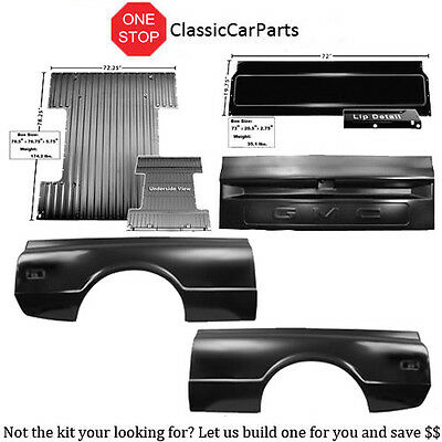 Truck Bed Accessories, Exterior, Vintage Car & Truck Parts, Parts & Accessories, eBay Motors