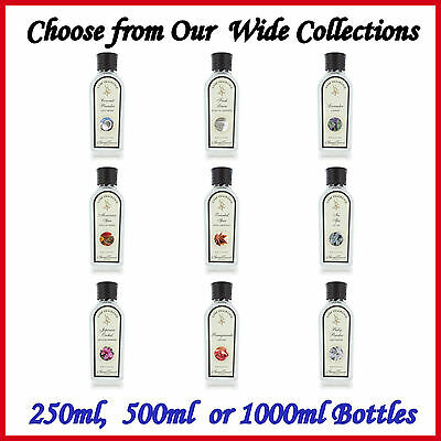Ashleigh & Burwood Premium Lamp Fragrance Oil 250 / 500 / 1000ml Wide Selection