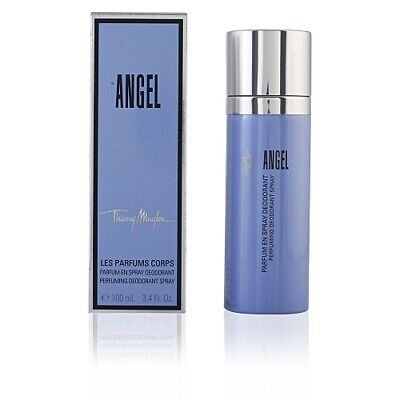 Thierry Mugler Angel 100Ml Deodorant Spray Brand New & Sealed