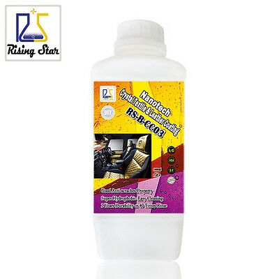 crystal car wax glass coating anti scratch water repellent ultra shine 1000ml