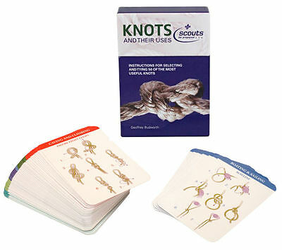 Scouts Knots and their Uses Cards