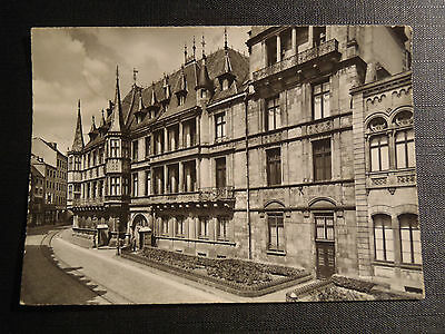 CPSM Luxembourg Palais grand ducal