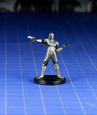 Star Wars miniatures Knights of the old Republic Sith Operative #20 & card WOTC