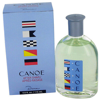 Canoe By Dana After Shave Lotion 4.0oz/120ml New in Box