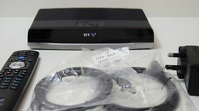 BT YouView Box Humax DTR-T2100 G4 Freeview HD 500GB Twin Tuner Recorder PVR