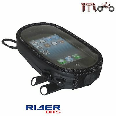 Motorcycle Phone Tank Bag Pouch Holder Magnetic Large S5 Iphone6 Waterproof