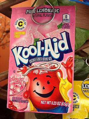 1 Pack Kool-Aid Choice Of 15  Flavours Mix And Match Unsweetened Soft Drink Mix