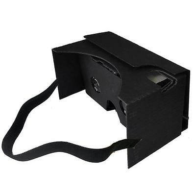 Universal Google Cardboard V2 3D Video Glasses Virtual Reality Fit 6 inch Phone