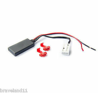 Bluetooth AUX IN ADAPTER BMW E60 E61 E63 E64 KABEL Radio Navi Professional Handy