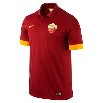 Brand New Genuine AS Roma 2014/15 Home Shirt  Adults XL