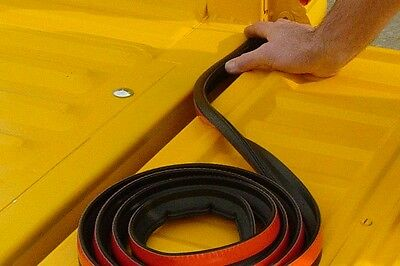 Ultimate Tailgate Seal with Taper Seal® 10ft, with 3M ST1200 tape, Made in USA