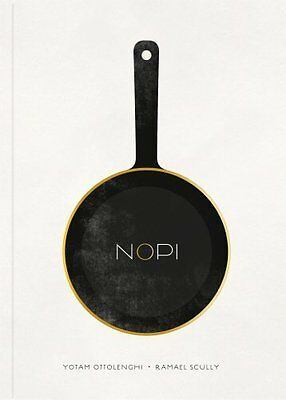 NOPI: THE COOKBOOK by YOTAM OTTOLENGHI & RAMAEL SCULLY [2015] [BOOK] NEW