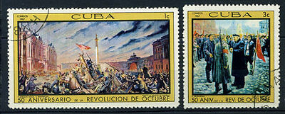 15-12-00378 - Cuba 1938 Mi.  1360-1360 US 100% October Revolution
