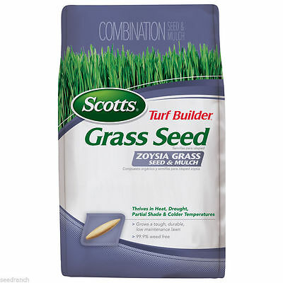 Scotts Compadre Zoysia Grass Seed + Mulch - 5 Lbs. (On Backorder)