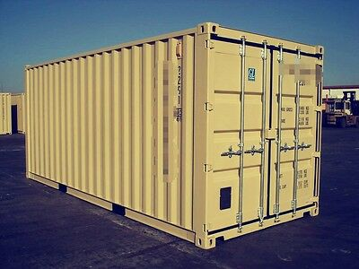 20' Ocean Container / Storage Container /in Salt Lake City, UT